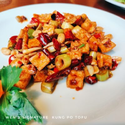 Kung Po Tofu